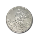 1992-D Columbus Quincentenary Half Dollar Clad Commem MS-69 PCGS
